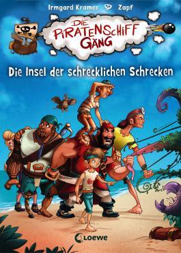 Die Piratenschiffgäng 2 - Die Insel der schrecklichen Schrecken