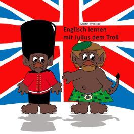 Englisch lernen mit Julius dem Troll