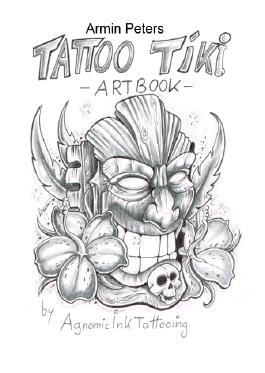 Tattoo Tiki Art Book