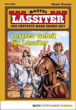 Lassiter - Folge 2206: Letztes Geleit für Lassiter