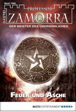 Professor Zamorra - Feuer und Asche