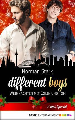different boys - Weihnachten mit Colin und Tom: X-mas Special (German Edition)