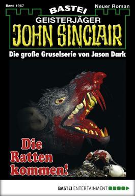 John Sinclair - Folge 1967: Die Ratten kommen!
