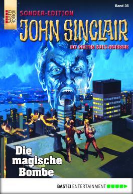 John Sinclair Sonder-Edition - Folge 035: Die magische Bombe