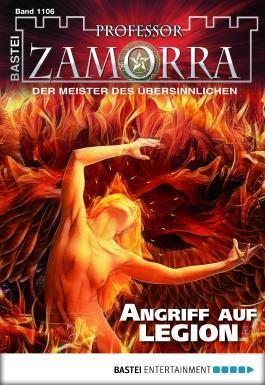 Professor Zamorra - Folge 1106: Angriff auf LEGION