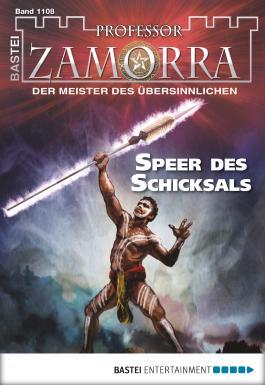 Professor Zamorra - Folge 1108: Speer des Schicksals