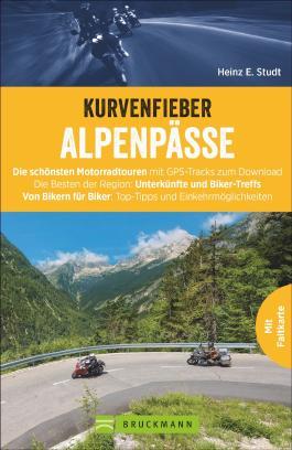 Kurvenfieber Alpenpässe