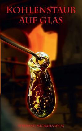 Kohlenstaub auf Glas