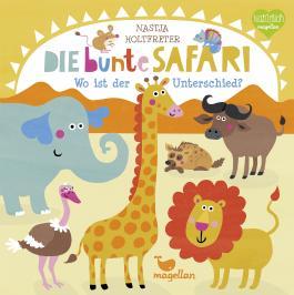 Die bunte Safari – Wo ist der Unterschied?