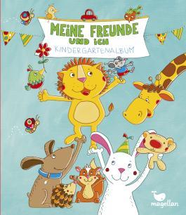 Meine Freunde und ich - Kindergartenalbum