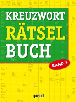 Kreuzworträtselbuch Band 3