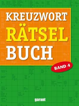 Kreuzworträtselbuch Band 4