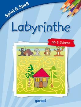Spiel & Spaß Labyrinthe