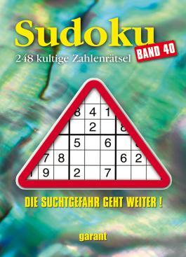 Sudoku - Band 40
