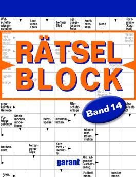 Rätselblock Band 14