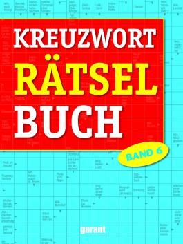 Kreuzworträtselbuch Band 6
