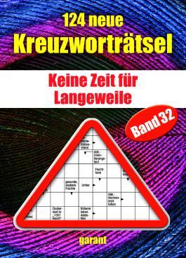 124 neue Kreuzworträtsel Band 32