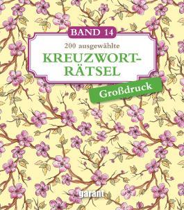 Kreuzworträtsel Deluxe Groß- Band 14