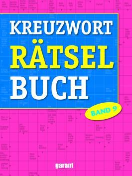Kreuzworträtselbuch Band 9
