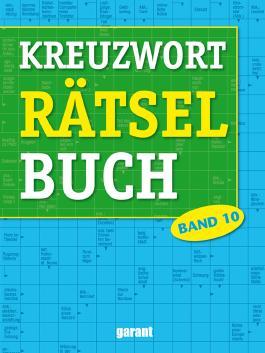 Kreuzworträtselbuch Band 10