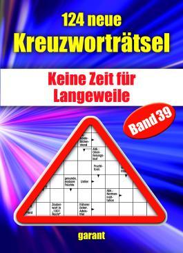 124 neue Kreuzworträtsel Band 39