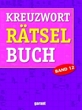Kreuzworträtselbuch Band 12