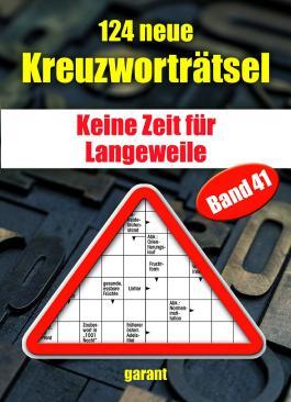 124 neue Kreuzworträtsel Band 41