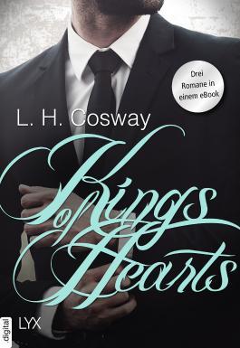Kings of Hearts: Drei Romane in einem eBook (Hearts-Reihe)