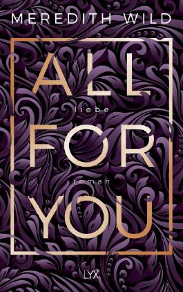 All for You - Liebe