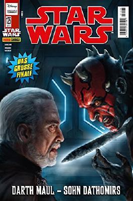 Star Wars Comicmagazin, Bd. 125: Darth Maul - Sohn Datomirs 2