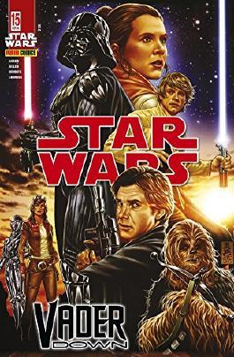Star Wars, Comicmagazin 15 - Vader Down (Star Wars Comicmagazin)