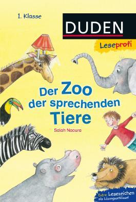 Leseprofi - Der Zoo der sprechenden Tiere