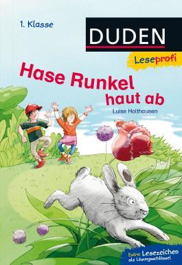 Leseprofi - Hase Runkel haut ab, 1. Klasse