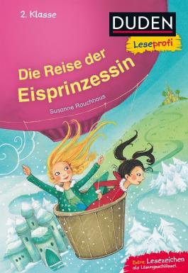 Duden Leseprofi – Die Reise der Eisprinzessin, 2. Klasse