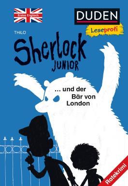 Duden Leseprofi – Sherlock Junior und der Bär von London, Erstes Englisch