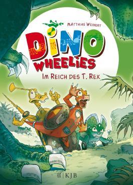 Dino Wheelies: Im Reich des T. Rex