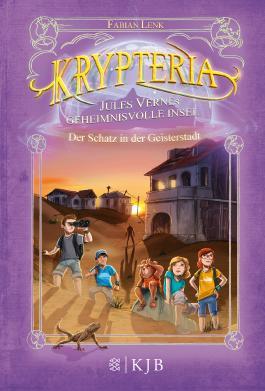 Krypteria – Jules Vernes geheimnisvolle Insel. Der Schatz in der Geisterstadt