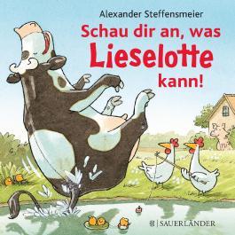 Schau dir an, was Lieselotte kann!