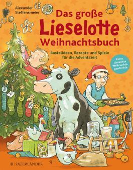Das große Lieselotte Weihnachtsbuch