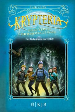 Krypteria – Jules Vernes geheimnisvolle Insel. Das Geheimnis der Höhle