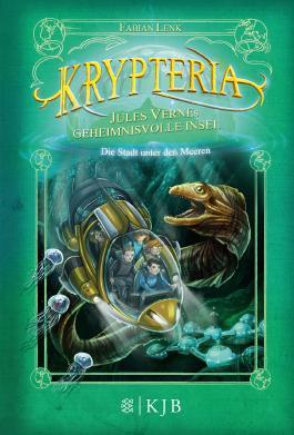 Krypteria – Jules Vernes geheimnisvolle Insel: Die Stadt unter den Meeren