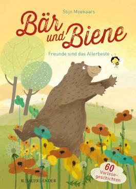 Bär und Biene – Freunde sind das Allerbeste