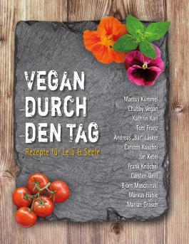 Vegan durch den Tag