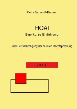 HOAI - Eine kurze Einführung 2013
