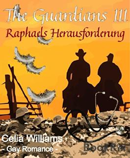 The Guardians III - Raphaels Herausforderung: Gay Romance (German Edition)
