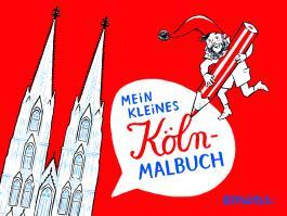 Mein kleines Köln- Malbuch