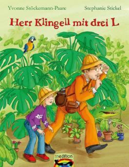 Herr Klingell mit drei L