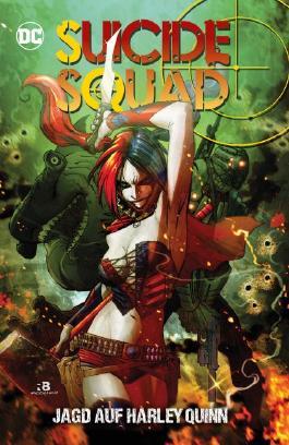 Suicide Squad: Jagd auf Harley Quinn