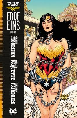 Wonder Woman: Erde Eins