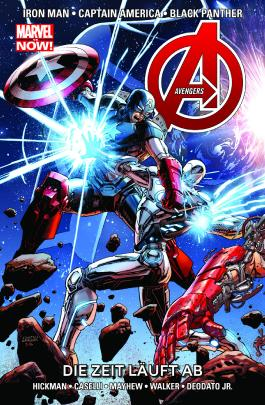 Avengers - Marvel Now!